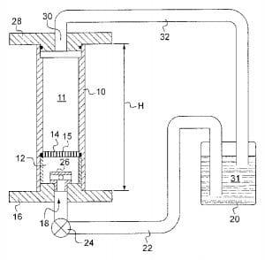 Réacteur pour la mise en oeuvre d'un procédé de culture de tissu osseux