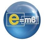 Logo e=m6
