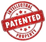 Logo patented