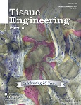 Cover Tissue Engineering Part A VOL. 25, NO. 7-8